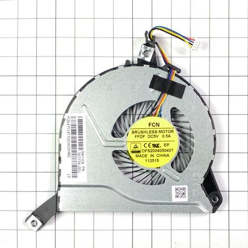 Вентилятор (кулер) для ноутбука HP Pavilion 14-V, 15-V