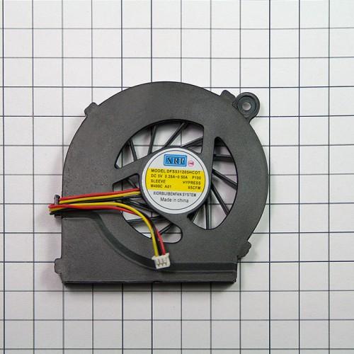 Вентилятор (кулер) для ноутбука HP Pavilion G4, G6-1000, G7-1000 / HP G42, G56, G62, CQ42, CQ56
