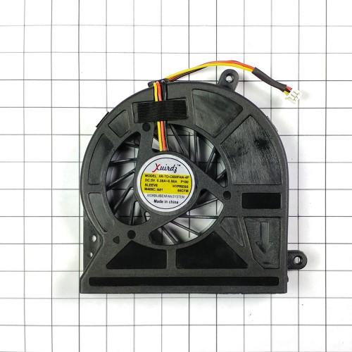 Вентилятор (кулер) для ноутбука Toshiba Satellite C650, C655, C655D, L650, L650D, L655 (AMD, 3-PIN)