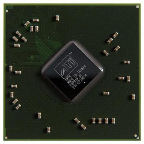 Видеочип AMD Mobility Radeon HD 4500, 216-0728014 (2010)