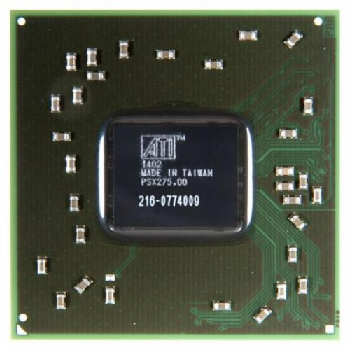 Видеочип AMD Mobility Radeon HD 5470, 216-0774009, 100-CG2407 100-CG2543 (2016)