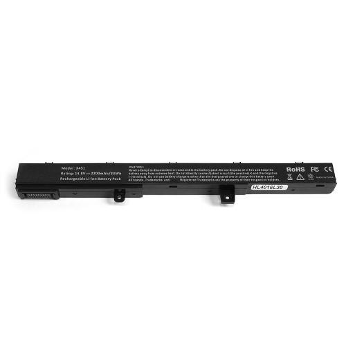 Аккумулятор для ноутбука Asus X451, X551CA Series. 14.8V 2200mAh PN: A41N1308, X45Li9C