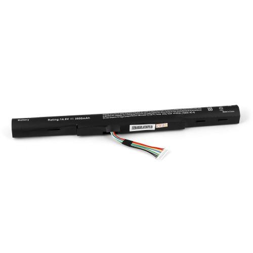 Аккумулятор для ноутбука Acer Aspire E5-422, E5-522, E5-722, ES1-420, ES1-421, V3-574 Series. 14.8V 2600mAh PN: AL15A32, 4ICR17/65.