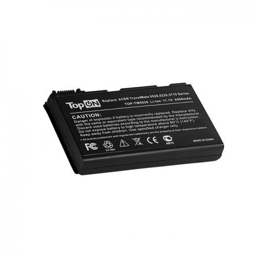 Аккумулятор для ноутбука Acer Extensa 5220, 5620, TravelMate 5320, 5520, 5530, 5720 Series. 11.1V 4400mAh PN: GRAPE34, TM00742