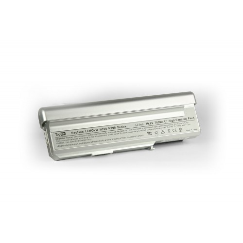 Аккумулятор для ноутбука усиленный Lenovo 3000 C200, N100, N200, Series. 10.8V 7800mAh PN: 40Y8317, 40Y8315 Белый
