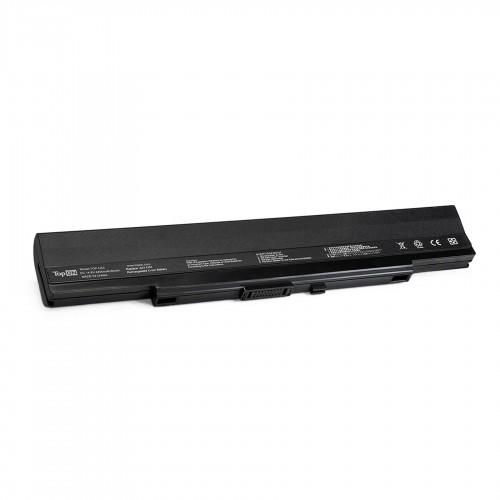 Аккумулятор для ноутбука Asus UL30, UL50, UL80, U30, U35, U45, U52, U53 Series. 14.8V 4400mAh 65Wh. PN: A31-U53, A31-UL30.