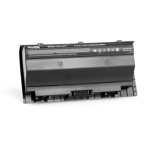 Аккумулятор для ноутбука Asus ROG G75, G75V, G75VM, G75VW, G75VX Series. 14.8V 4400mAh 65Wh. PN: A42-G75.