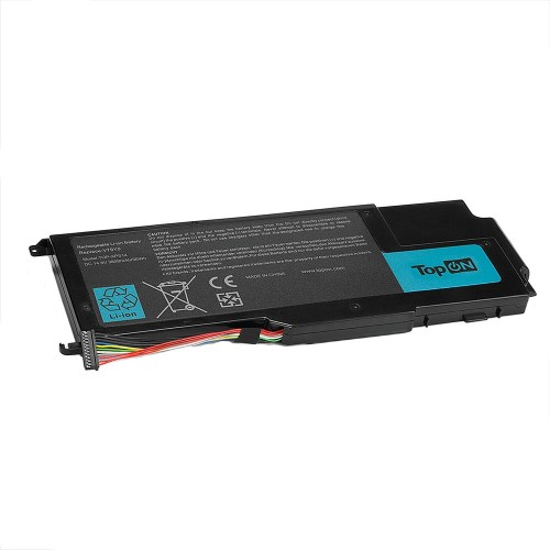 Аккумулятор для ноутбука Dell XPS 14Z, 15Z, L412Z, L511X, L511Z Series. 14.8V 3800mAh 56Wh. PN: 0YMYF6, V79Y0.
