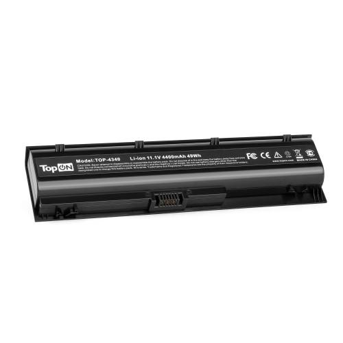 Аккумулятор для ноутбука HP ProBook 4340s, 4341s Series. 10.8V 4400mAh 48Wh. PN: HSTNN-YB3K, RC06.
