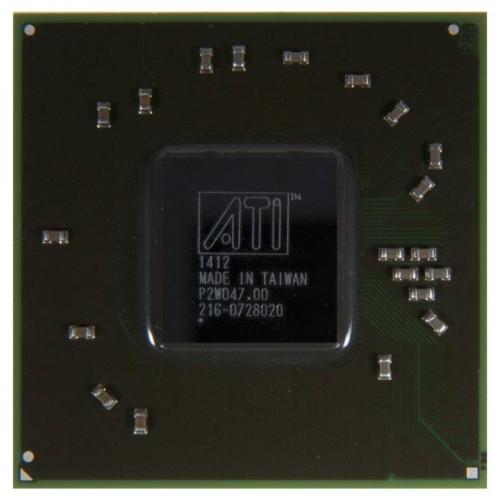 Видеочип AMD Mobility Radeon HD 4570, 216-0728020
