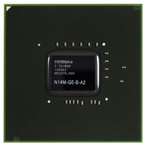 Видеочип nVidia GeForce GT 720M, N14M-GE-B-A2