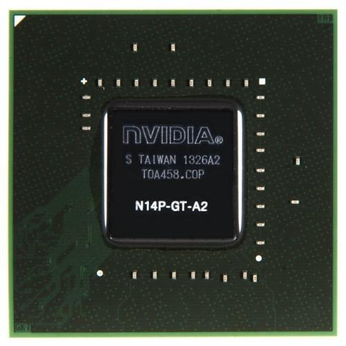 Видеочип nVidia GeForce GT 750M, N14P-GT-A2