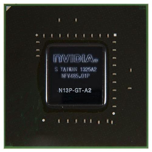 Видеочип nVidia GeForce GT 650M, N13P-GT-A2