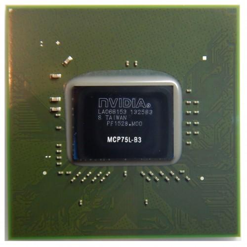 Северный мост nVidia MCP75L-B3
