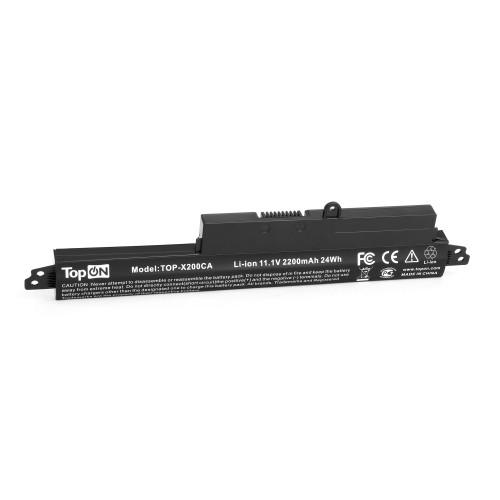 Аккумулятор для ноутбука Asus X200CA, X200LA, X200MA, VivoBook F200CA Series. 11.1V 2200mAh 24Wh. PN: A31N1302, A31LM2H.
