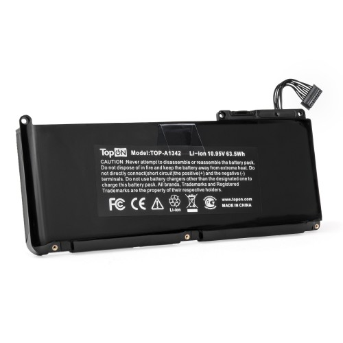 Аккумулятор для ноутбука Apple MacBook 13 A1331 Series. 10.8V 5350mAh 58Wh. PN: A1331, 020-6580-A.
