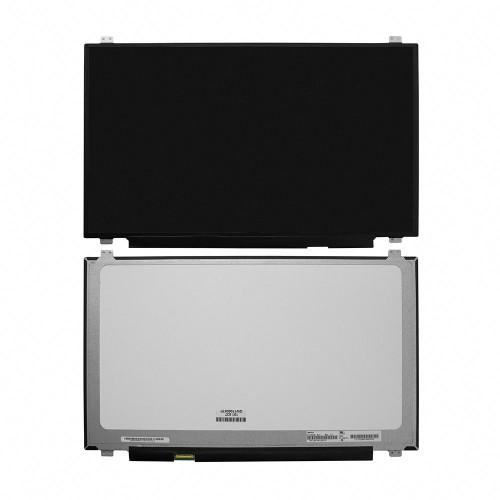 Матрица для ноутбука 17.3 1920*1080 FHD, 30 pin eDP, Slim, LED, AAS, крепления сверху/снизу (уши), матовая. PN: N173HCE-E31.