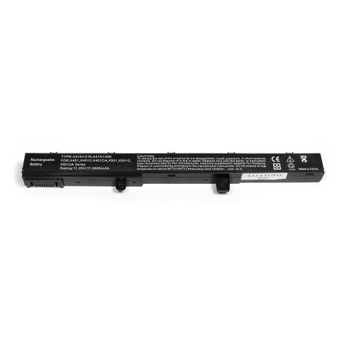 Аккумулятор для ноутбука Asus X451, X551 Series 11.25V 2600mAh PN: A41N1308, A31N1319, X45Li9C