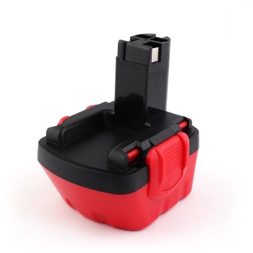 Аккумулятор для Bosch 12V 2.0Ah (Ni-Cd) GSR 12-2, PSB 12 VE-2, PSR 12-2 Series. PN: 2607335262, BAT120, 2607335273.