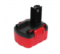 Аккумулятор для Bosch 18V 3.0Ah (Ni-Mh) PSB 18 VE-2, PSR 18 VE-2, 13618. PN: 2607335536, 2607335687, BAT025, BAT189.