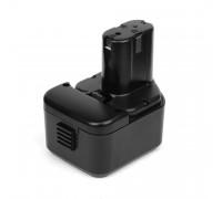Аккумулятор для Hitachi 12V 1.5Ah (Ni-Cd) PN: EB1230HL, EB1230R.