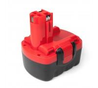 Аккумулятор для Bosch 14.4V 2.1Ah (Ni-Mh) GDR 14.4 V-LI, GHO 14.4 V-LI, GWS 14.4 V. PN: 2607335264, 2607335661, BAT159.