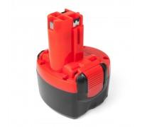 Аккумулятор для Bosch 9.6V 2.1Ah (Ni-Mh) PSR 960, GSR 9.6V, GDR 9.6V, EXACT. PN: 2607335707, BAT049.
