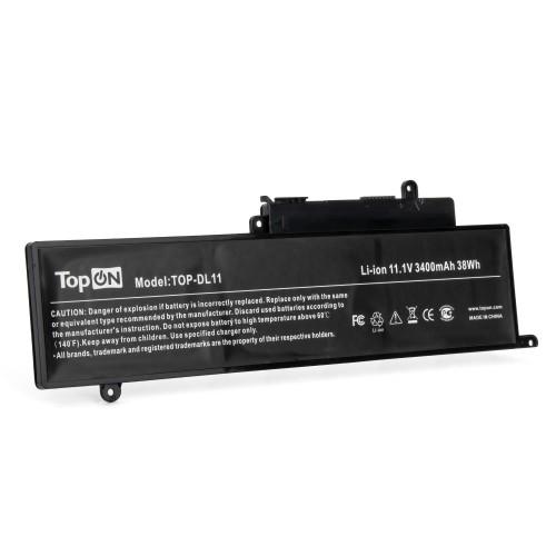 Аккумулятор для ноутбука Dell Inspiron 11-3147, 13-7000, 13-7347. 11.1V 43Wh. PN: GK5KY,4K8YH