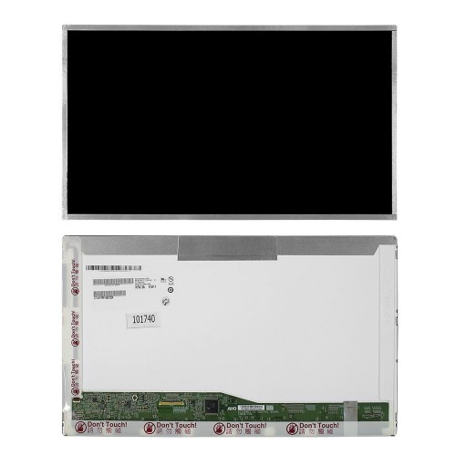 Матрица для ноутбука 15.6 1600x900 HD+, 40 pin LVDS, Normal, LED, TN, без крепления, глянцевая. PN: B156RW01 V.1.