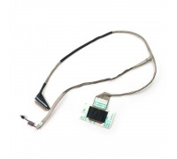 Шлейф матрицы 40 pin для ноутбука Acer Aspire 5551, 5552, 5741 с вебкамерой Series. PN: DC020010L10, 50.R4F02.009