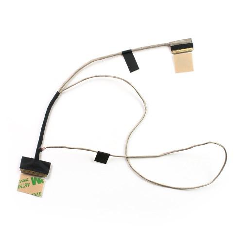Шлейф матрицы 30 pin для ноутбука Asus R541, X541 без тачскрина Series. PN: 1422-02F00AS, 1422-02F10AS, 14005-02090400