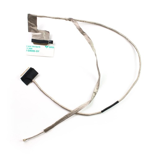 Шлейф матрицы 40 pin для ноутбука Toshiba Satellite L670, L675 Series. PN: DC020011H10