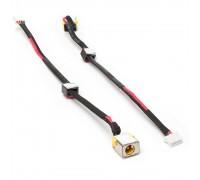 Разъем питания PJ850Y для ноутбука Acer Aspire 5251, 5542, 5551, 5750, 7750 Series. 5.5x1.7 mm. C кабелем 18 см. PN: 50.PTD02.001, 50.PSV02.011.