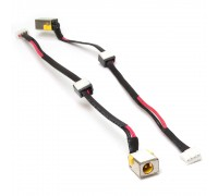 Разъем питания PJ850 для ноутбука Acer Aspire 5251, 5542, 5551, 5750, 7750 Series. 5.5x1.7 mm. C кабелем 18 см. PN: 50.PTD02.001, 50.PSV02.011.