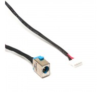 Разъем питания PJ850B для ноутбука Acer Aspire E1-571, E1-531, 5251, 5750, 7750 Series. 5.5x1.7 mm. C кабелем 18 см. PN: 50.PTD02.001, 50.PSV02.011.