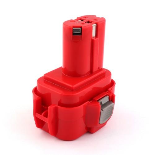Аккумулятор для Makita 9.6V 3.0Ah (Ni-Mh) 6200, 6207, 6900, 6908, BTD, DA Series. PN: 192638-6, 192596-6, 192697-A.