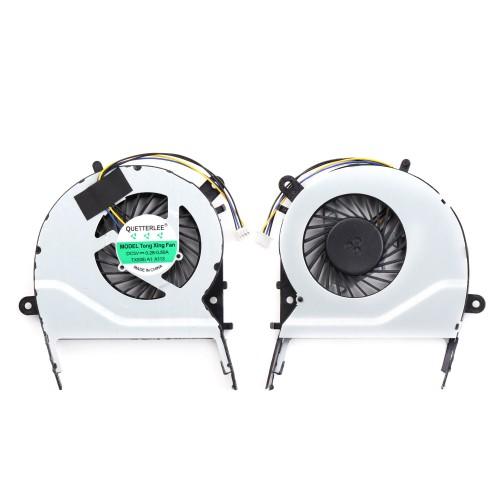 Вентилятор (кулер) для ноутбука Asus A455, F555, K555, R556, X554, X555.