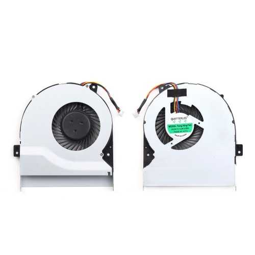 Вентилятор (кулер) для ноутбука Asus K46, K56.