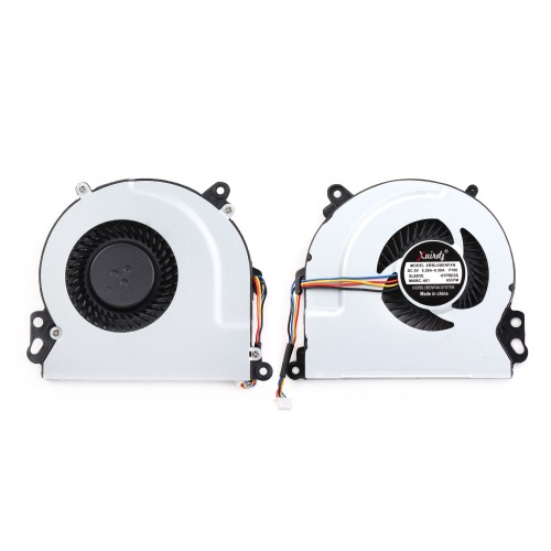 Вентилятор (кулер) для ноутбука HP 15-J, 17-J.