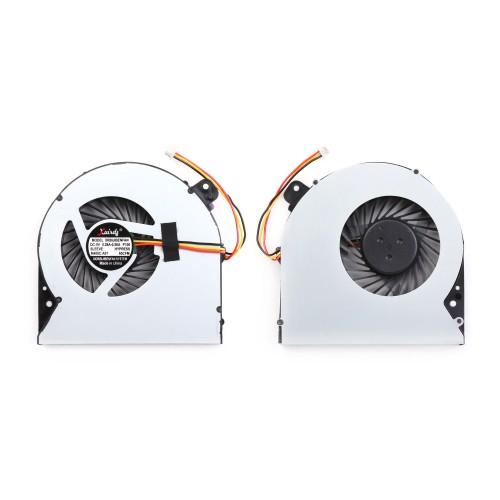 Вентилятор (кулер) для ноутбука Asus K55, K55D, A55D, A55DE, A55DR, A55N.