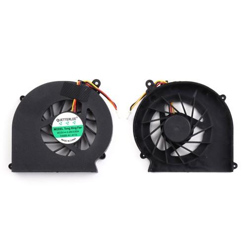Вентилятор (кулер) для ноутбука HP CQ43, CQ57, DFS551005M30T