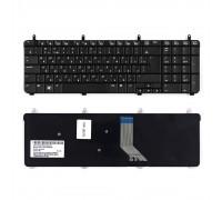 Клавиатура для ноутбука HP Pavilion DV7-2000, DV7T-2000 Series. Г-образный  Enter. Черная, без рамки. PN: NSK-H8W0R.