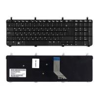 Клавиатура для ноутбука HP Pavilion DV7-2000, DV7-3000, DV7t-3000 Series. Г-образный  Enter. Черная, без рамки. PN: NSK-H8W0R, NSK-H8Q0R.