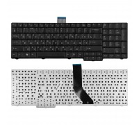 Клавиатура для ноутбука Acer Aspire 8920, 8920G, 8930 Series. Плоский Enter. Черная, без рамки. PN: AEZY6700010, ZY6, 9J.N8782.Q0R, AEZY2700010.