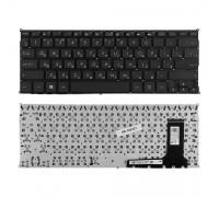 Клавиатура для ноутбука Asus TP201SA Series. Плоский Enter. Черная, без рамки. PN: 0KNL0-1122RU00, 90NL0052-R32RU0, 9Z.N8KSQ.J0R
