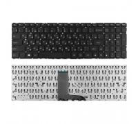 Клавиатура для ноутбука Lenovo Flex 3 1570 Series. Плоский Enter. Черная, без рамки. PN: V-149420BS1-US, SN20G90930