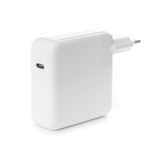 Универсальный блок питания 61W c портом USB-C, Power Delivery 3.0, Quick Charge 3.0. Белый
