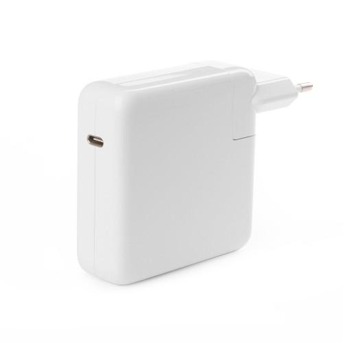Универсальный блок питания 87W c портом USB-C, Power Delivery 3.0, Quick Charge 3.0. PN: MNF82Z-A. Белый