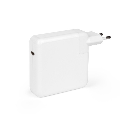 Блок питания TopON 87W USB Type-C, Power Delivery, Quick Charge 3.0 в розетку, белый TOP-UC87