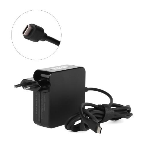 Блок питания TopON 65W кабель Type-C, Power Delivery, Quick Charge 3.0 в розетку, белый TOP-UC65
